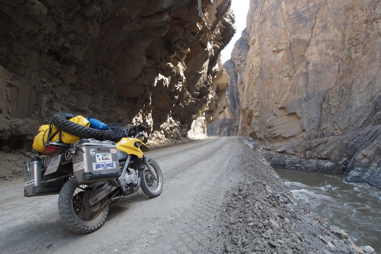 Canyon del Pato, Peru